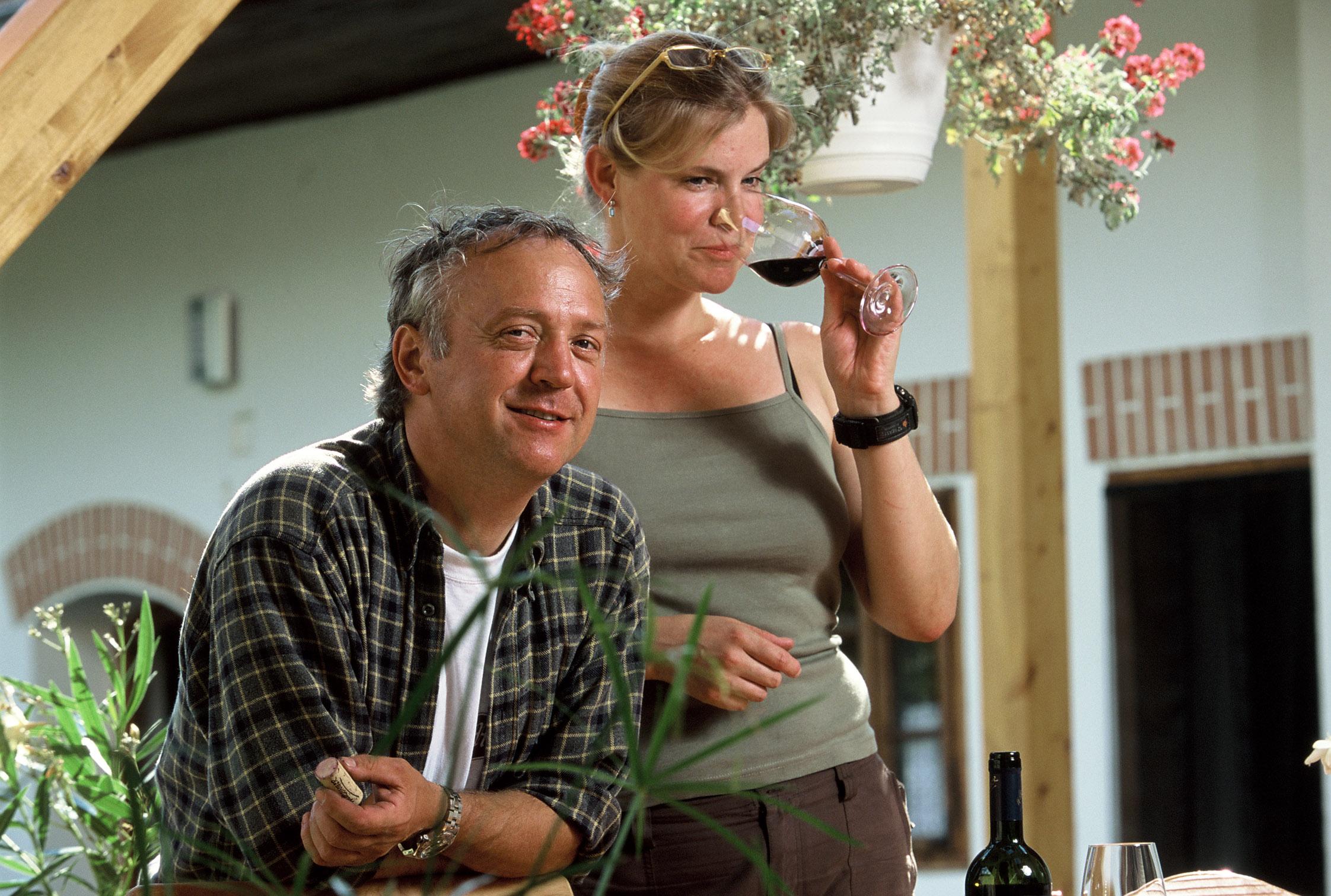 Josef und Pia Wurzinger
