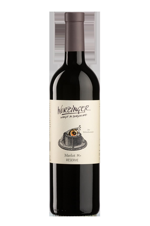 Weingut Wurzinger Merlot M+ Reserve Download