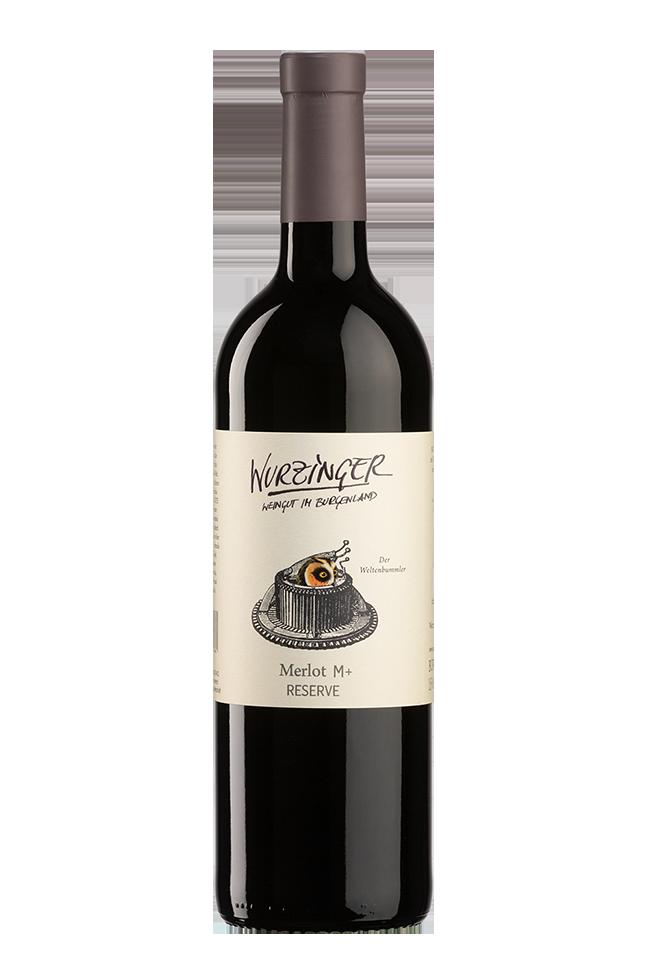 Weingut Wurzinger Merlot M+ Reserve