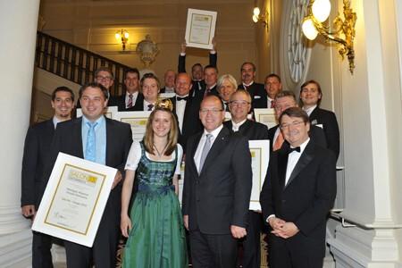 Weingut Wurzinger Salon Sieger 2013
