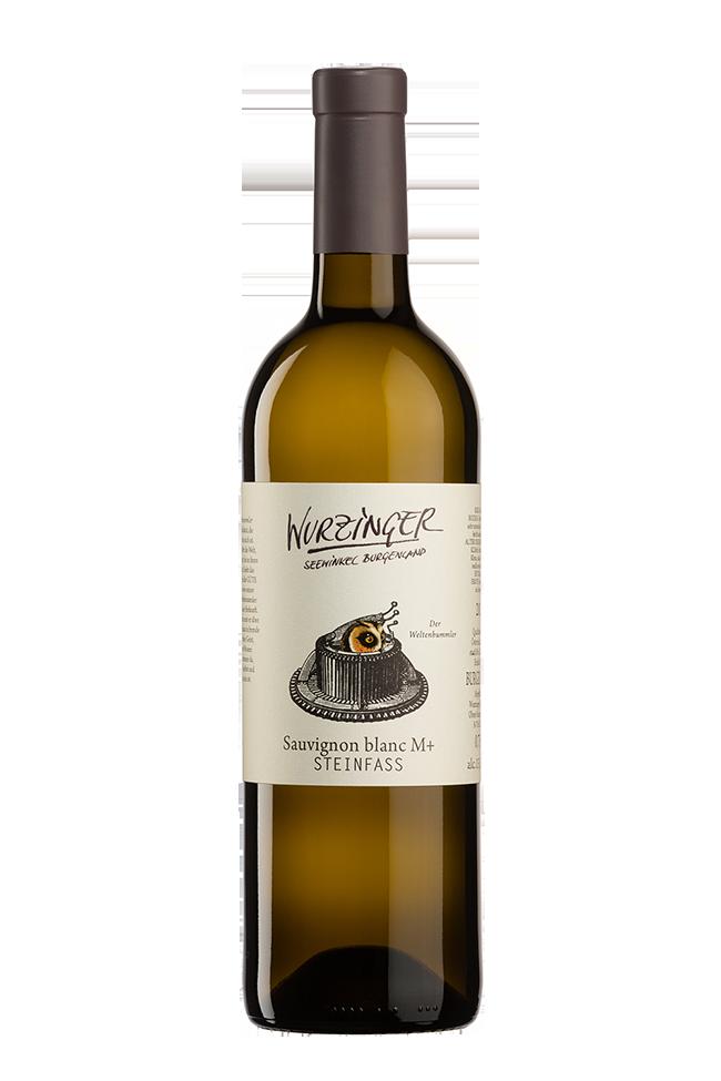 Wurzinger Sauvignon blanc M+ Steinfass